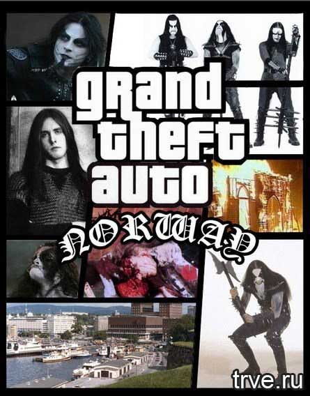 grand theft auto norway