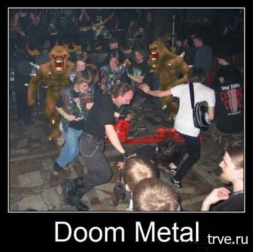 true doom metal